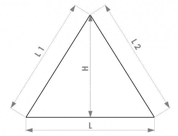 Vitre Triangulaire