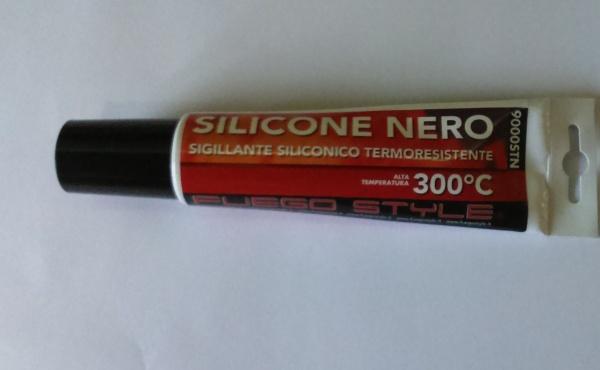 Silicone haute température