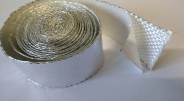 Ruban fibre de verre+alu