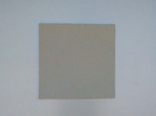 Carton isolant