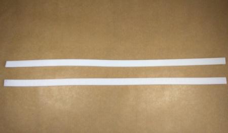 Feutrine 2 mm joint de vitre